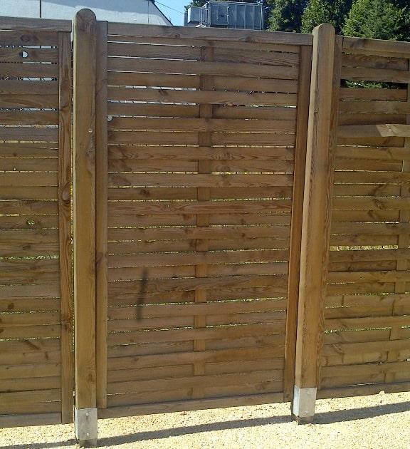 Budowa Ogrodzenia Drewnianego Krok Po Kroku Stolbud Ruszów